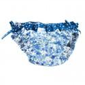 Maillot de bain 1 pièce liberty bleu