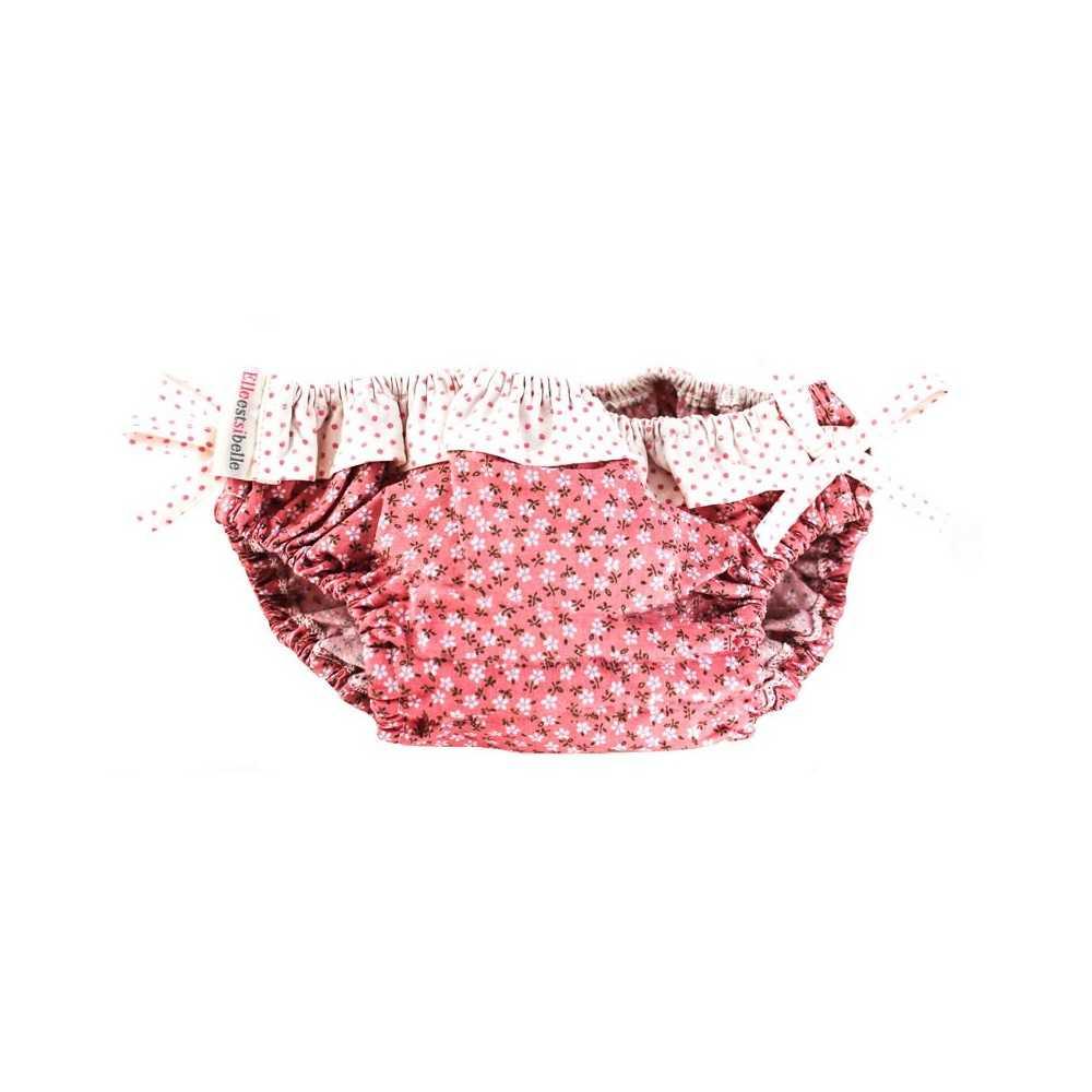 maillot de bain fille 1 pi ce liberty rose p le 2 ans 4. Black Bedroom Furniture Sets. Home Design Ideas