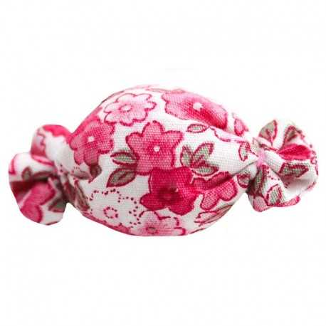 Barrette bonbon liberty rose