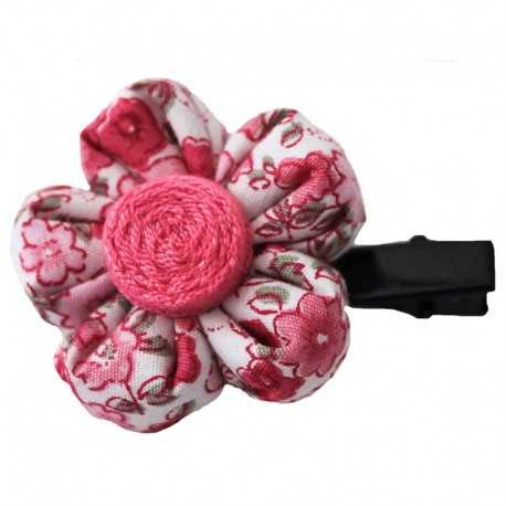 Baskets 2018 économiser jusqu'à 80% conception de la variété Barrette fleur liberty rose