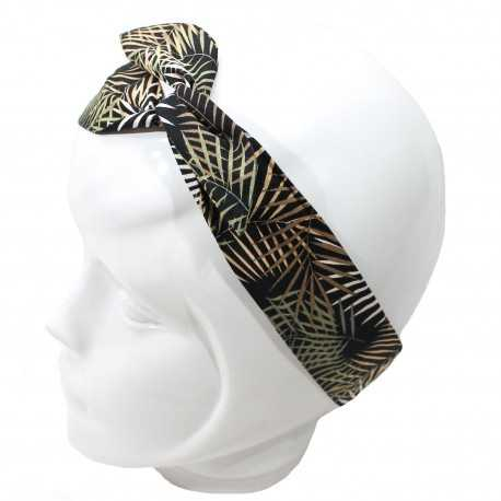 Bandeau tropical cheveux