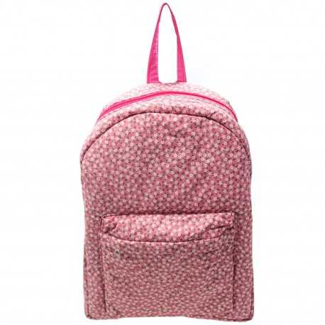 Sac à dos fillette liberty rose pâle