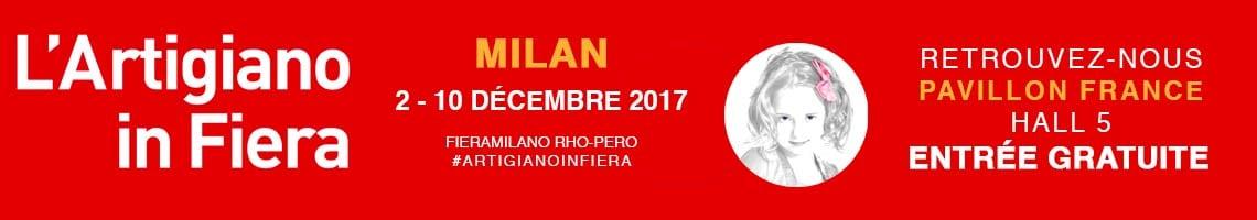 Foire de Milan 2017 L'artigiano in fiera