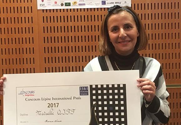 Concours Lépine Paris 2017